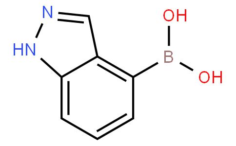 (1H-indazol-4-yl)boronic acid