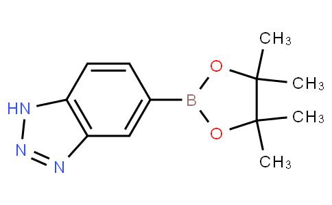 5-(4,4,5,5-四甲基-1,3,2-二氧硼戊环-2-基)-1H-苯并[D][1,2,3]三唑