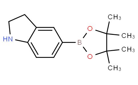 5-(4,4,5,5-四甲基-1,3,2-二噁硼烷-2-基)吲哚啉