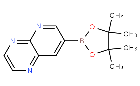 吡啶[2,3-B]吡嗪-7-基硼酸频那醇酯