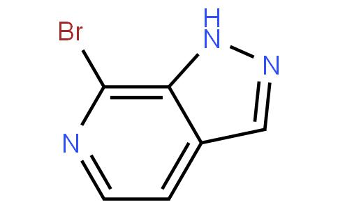 7-bromo-1H-pyrazolo[3,4-c]pyridine