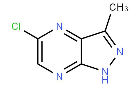 5-chloro-3-methyl-1H-pyrazolo[4,3-b]pyrazine