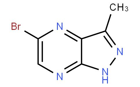 5-bromo-3-methyl-1H-pyrazolo[4,3-b]pyrazine