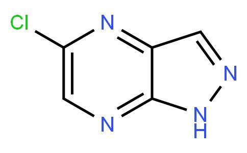 5-chloro-1H-pyrazolo[4,3-b]pyrazine