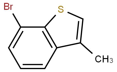 7-溴-3-甲基-苯并[B]噻吩