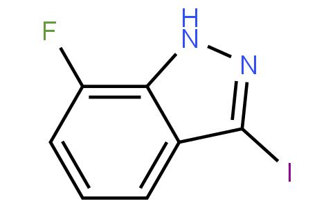 7-fluoro-3-iodo-1H-indazole