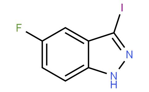 5-fluoro-3-iodo-1H-indazole