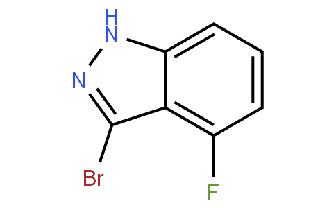 3-bromo-4-fluoro-1H-indazole