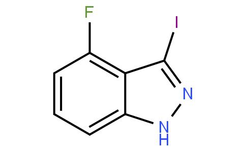 4-氟-3-碘-1H-吲唑