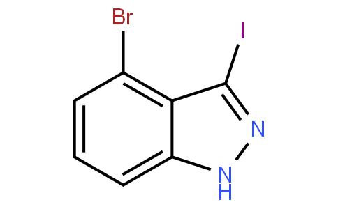 4-溴-3-碘-1H-吲唑