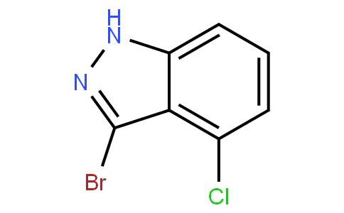 3-溴-4-氯吲唑