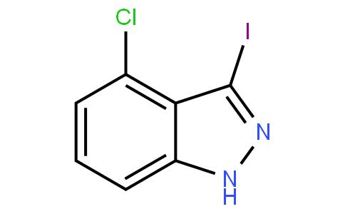 4-氯-3-碘(1H)吲唑