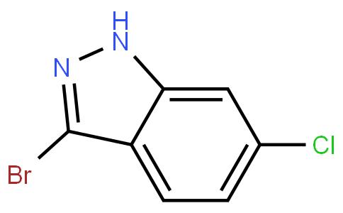 3-bromo-6-chloro-1H-indazole
