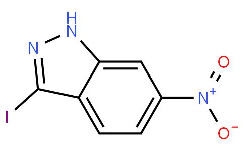 3-碘-6-硝基吲唑