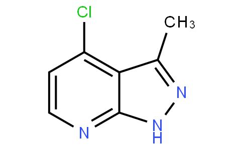 4-chloro-3-methyl-1H-pyrazolo[3,4-b]pyridine