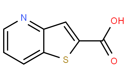 thieno[3,2-b]pyridine-2-carboxylic acid