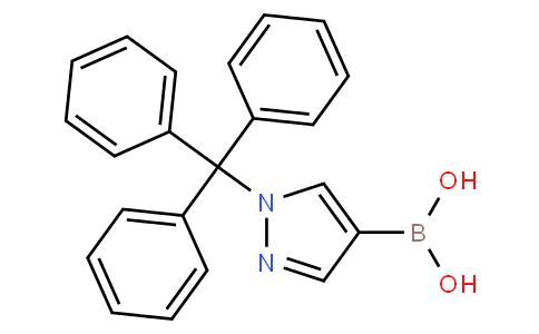 硼酸,[1-(三苯甲基)-1H-吡唑-4-基