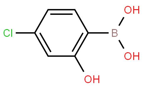 2-羟基-4-氯苯硼酸
