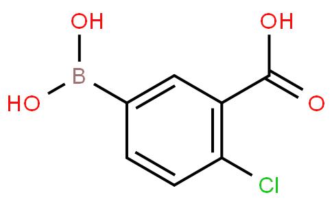3-羧基-4-氯苯硼酸