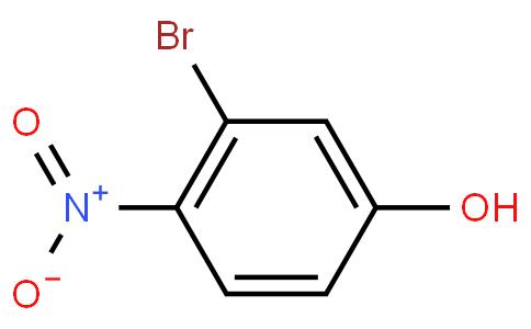 3-bromo-4-nitrophenol