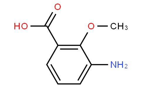 3-amino-2-methoxybenzoic acid