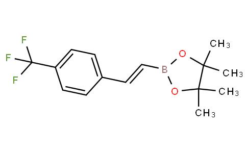 4-三氟甲基苯乙烯硼酸频哪醇酯