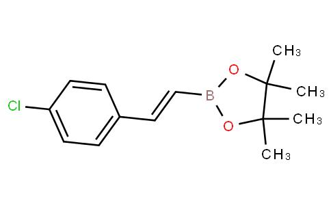 4-氯苯乙烯硼酸频哪醇酯