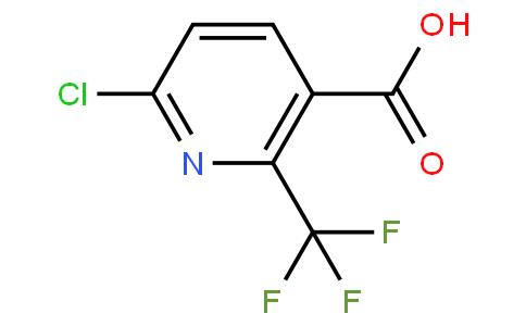 2-三氟甲基-6-氯烟酸