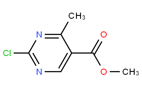 methyl 2-chloro-4-methylpyrimidine-5-carboxylate