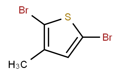 2,5-dibromo-3-methylthiophene