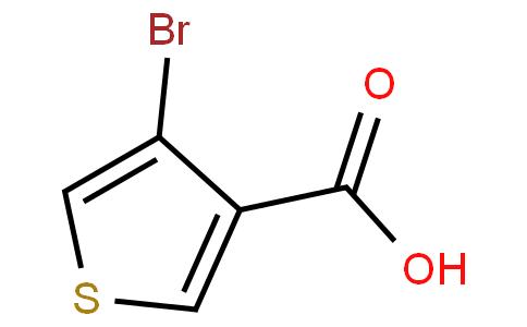 4-溴噻吩-3-羧酸