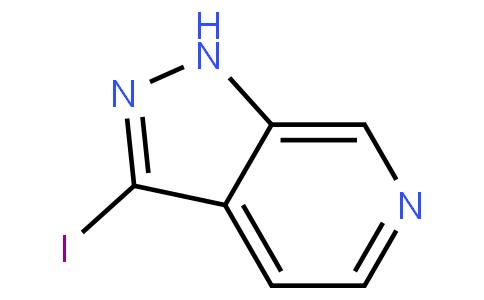 3-iodo-1H-pyrazolo[3,4-c]pyridine
