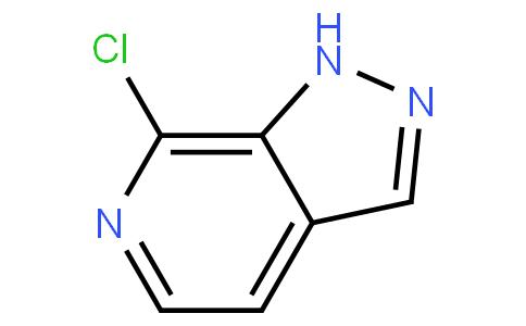 7-氯-1H-吡唑并[3,4-C]吡啶