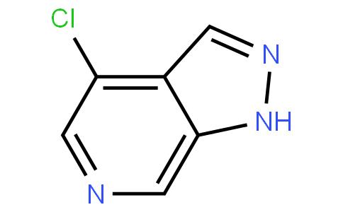 4-chloro-1H-pyrazolo[3,4-c]pyridine