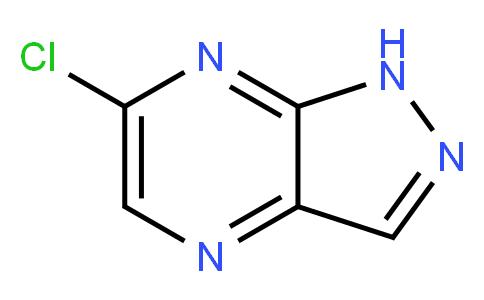 6-chloro-1H-pyrazolo[3,4-b]pyrazine