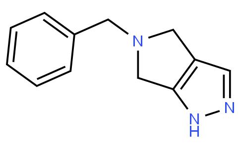 5-benzyl-1,4,5,6-tetrahydropyrrolo[3,4-c]pyrazole