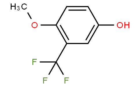 4-甲氧基-3-(三氟甲基)苯酚