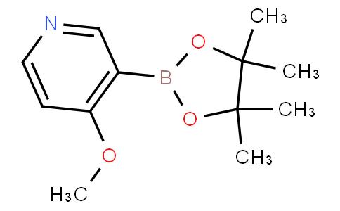 4-甲氧基吡啶-3-硼酸频哪醇酯,97%