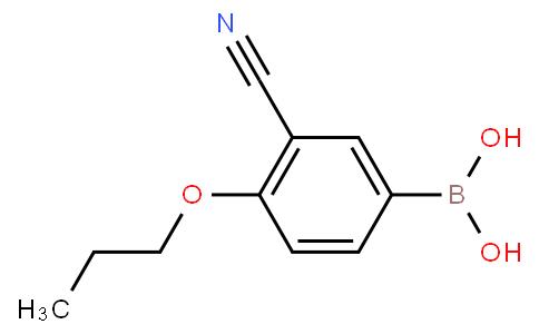 3-cyano-4-propoxyphenylboronic acid