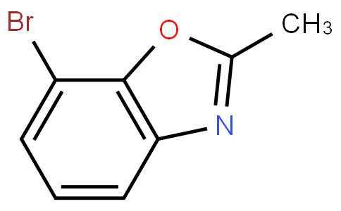 7-bromo-2-methylbenzo[d]oxazole