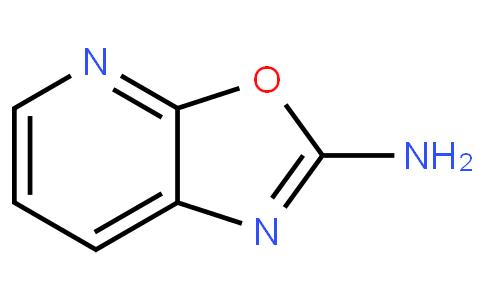 恶唑并[5,4-B]吡啶-2-胺
