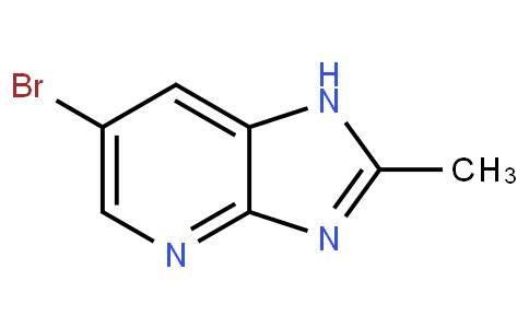 6-溴-2-甲基- 4-氮杂苯并咪唑