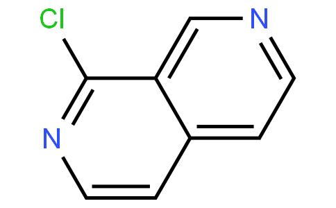 1-chloro-2,7-naphthyridine