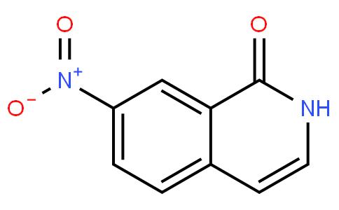 7-硝基-1(2H)-异喹啉酮