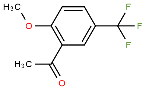 1-(2-methoxy-5-(trifluoromethyl)phenyl)ethanone