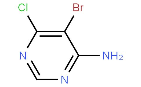 5-bromo-6-chloropyrimidin-4-amine