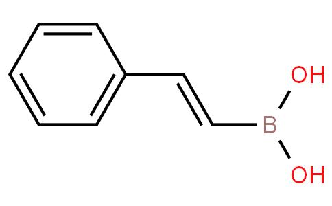 反式-BETA-苯乙烯硼酸