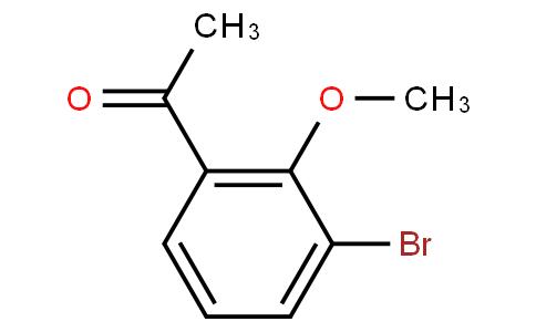 1-(3-溴-2-甲氧苯基)乙酮