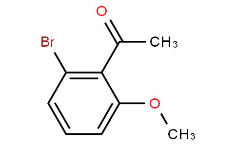 1-(2-bromo-6-methoxyphenyl)ethanone