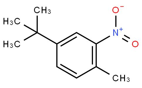 4-tert-butyl-1-methyl-2-nitrobenzene